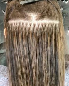 26 ideas microlink hair extensions care for 2020 Microbead Extensions, Micro Bead Hair Extensions, Hair Extensions Tutorial, Hair Extensions For Short Hair, Hair Extensions Before And After, Long Curly Hair, Curly Hair Styles, Professional Hair Extensions, Hair Extension Care