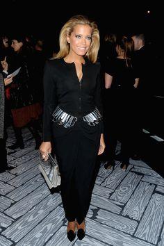 Nice outfit Sylvie Meis