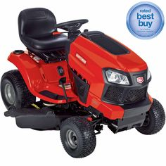 Craftsman 42 in. Turn Tight® Fast Riding Mower A Machine For All Seasons