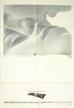 Downhill Racer, 1969 - (Ref. Poster/Screen printing)