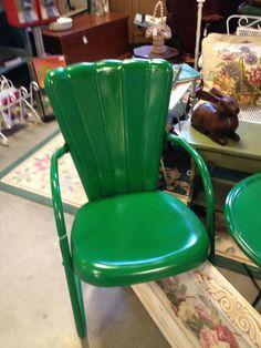 Vintage Lawn Chair.