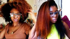 L'Oreal Professionnel SteamPod on Natural Hair