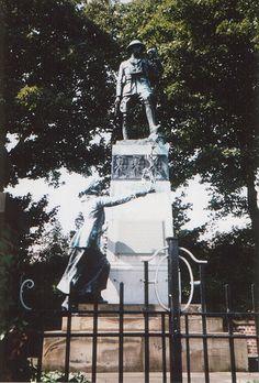 Eccleston Park war memorial Liverpool. Photo 1 by Phillip Medhurst 1992 | Flickr - Photo Sharing!