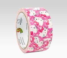 My favorite duck tape ever! I have it:)