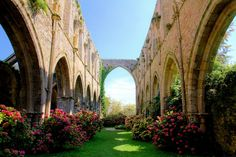 Abbey of Beauport, France