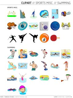 Sports Misc/ Swimming