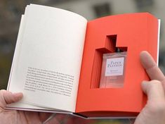"""Paper Passion fragrance by Geza Schoen, Gerhard Steidl, and Wallpaper* magazine, with packaging by Karl Lagerfeld and Steidl.    """"The smell of a freshly printed book is the best smell in the world.""""  Karl Lagerfeld"""