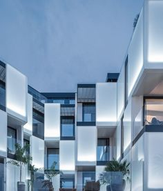 Architecture - Sir Joan Hotel on Ibiza, Spain