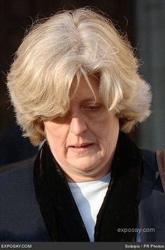 "Lady Jane Fellowes (Diana's sister), now a Baroness as her husband was given a Baron title.  She is married to one of the ""grey suits"" in the Palace that Diana despised.  Robert Fellowes was private secretary to Her Majesty."