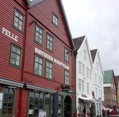 Cosa fare e vedere a Bergen, la porta dei fiordi norvegesi