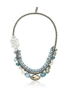 60% OFF TOVA Side Clasp Necklace