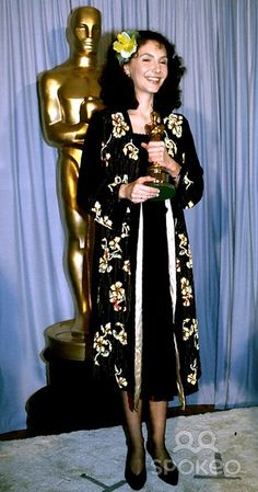 """53rd Academy Awards® (1981) ~ Mary Steenburgen won the Best Supporting Actress Oscar for her performance in """"Melvin and Howard"""" (1980) (Won 1 Oscar. Another 16 wins & 13 nominations)"""