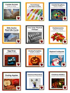 Simple Science Experiments ~ Kelly's Classroom #science #experiments #scientific method #scientific process