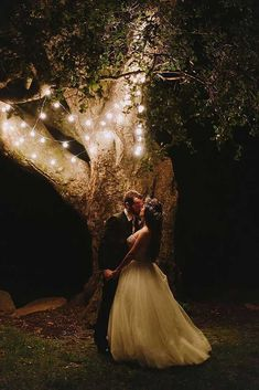 21 Incredible Night Wedding Photos That Are Must See ❤️ See more: http://www.weddingforward.com/night-wedding-photos/ #weddings #photography