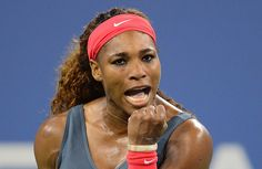 I always believe I can beat the best. Achieve the best. I always see Myself in the top. Serena Williams.