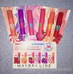 Baby Lips Crayon Maybelline