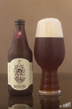 Alcohol por Volumen: 6,3 % | Color:12 SRM | Amargor: 41 IBU.