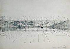 Barcelona Pavillion - Mies Van Der Rohe