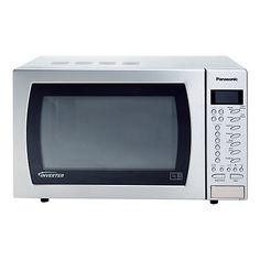 Buy Panasonic NN-ST479S Sensor Microwave Oven, Stainless Steel Online at johnlewis.com