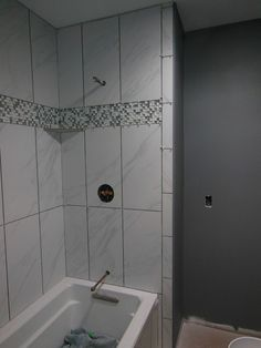 Rectangular Bathroom Tiles Horizontal Or Vertical