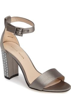 378ce0ec4485 Pelle Moda Bonnie 3 Embellished Ankle Strap Sandal (Women) available at   Nordstrom Ankle