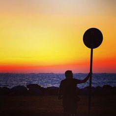 Hold Tight Sunset Ahead