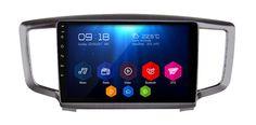 otojeta big screen hd car DVD player radio headunit tape recorder for Honda Odyssey 2015 audio stereo android 6.0 gps multimedia #Affiliate