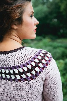 Ravelry: Beatrice Cardigan pattern by Vicki Brown
