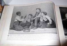 Antique Book / Art And Artists Of All Nations by sistersusiesells, $114.50