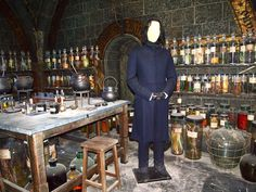 Potions - The Making of Harry Potter tour in London http://travelblog.viator.com/the-making-of-harry-potter-tour-in-london/