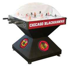 Use this Exclusive coupon code: PINFIVE to receive an additional 5% off the Chicago Blackhawks Dome Hockey Game at SportsFansPlus.com