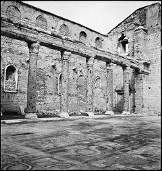 B - Istanbul, Studios Kloster Hagios Johannes Prodromos Kirche 461.                ( İmrahor İlyas Bey Moschee 1486 )