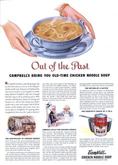 Campbells Soup - 19390400 The American Home