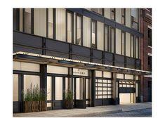 Contextually Modern Architecture in Historic TriBeCa – Wayne Turett -  #tribeca luxury residence