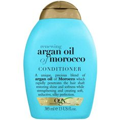 Ogx Argan Oil Conditioner ($20) ❤ liked on Polyvore featuring beauty products, haircare, hair conditioner, beauty, extra, fillers, hair care, transparent, womens-fashion and organix
