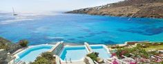 Photos of Luxury Accommodation in Mykonos  Mykonos Blu Hotel