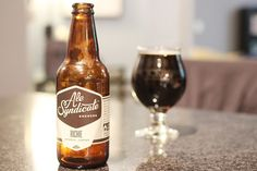 The Hop Review – Interviews & Beer Banter – Beer of the Month - November: Ale Syndicate Richie Imperial Porter Bottle Shop, Beer Bottle, Beer Of The Month, Ale, Travel Photography, November, Drinks, November Born, Drinking