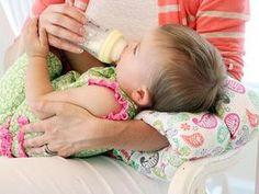Nursing pillow tutorial