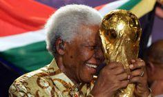Sr. Nelson Mandela | Confederação Brasileira de Futebol