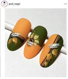 Untitled - New Pin Matte Nails, Gel Nails, Acrylic Nails, Nail Nail, Nail Art Designs Videos, Fall Nail Art Designs, Nail Art Blog, Nail Art Hacks, Nagel Bling