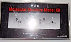 Molecular Structure Model Kit by Acs
