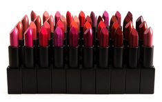 Round-up: NARS Audacious Lipstick Overview & Thoughts