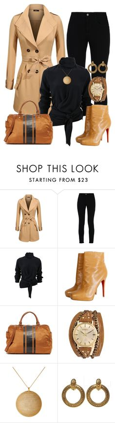 """CASUAL"" by alice-fortuna ❤ liked on Polyvore featuring STELLA McCARTNEY, Victoria Beckham, Christian Louboutin, Deux Lux, Kahuna, Kenneth Jay Lane and Chanel"