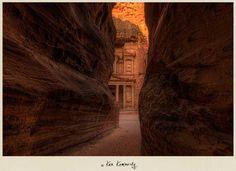Treasury entrance of Petra