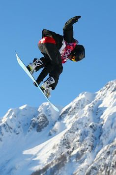 Look ! Extremely SWISS UNDERPANTS Snowboard - Sochi2014