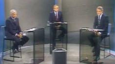 1984 Canadian Federal Election Debate