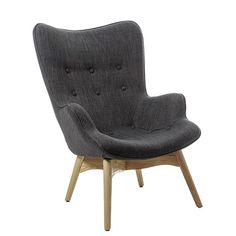 Soho Occasional Chair Charcoal