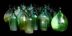 antichi vetri soffiati