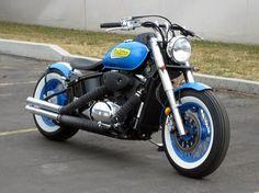 Suzuki Gs 1100 Bobber Kits | Suzuki Volusia - Blue Collar Bobber