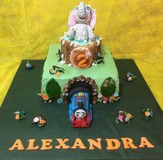 Compleanno Alexandra